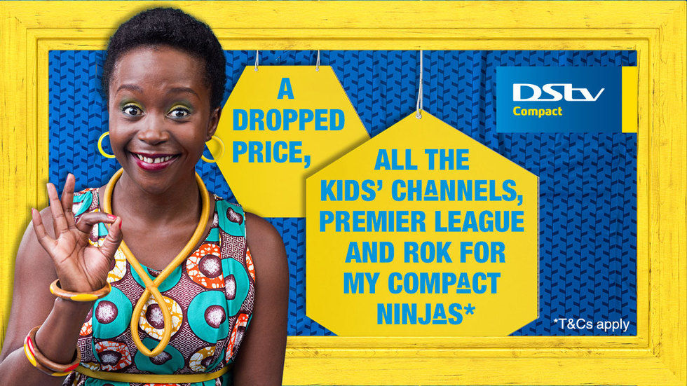 Get DStv Generic Compact Anne Price