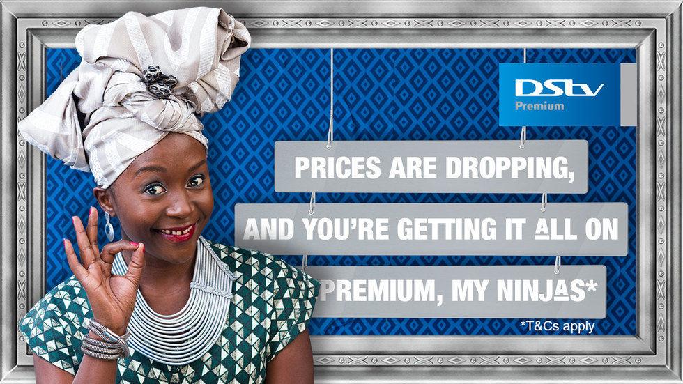 Get DStv Generic Premium Anne Price