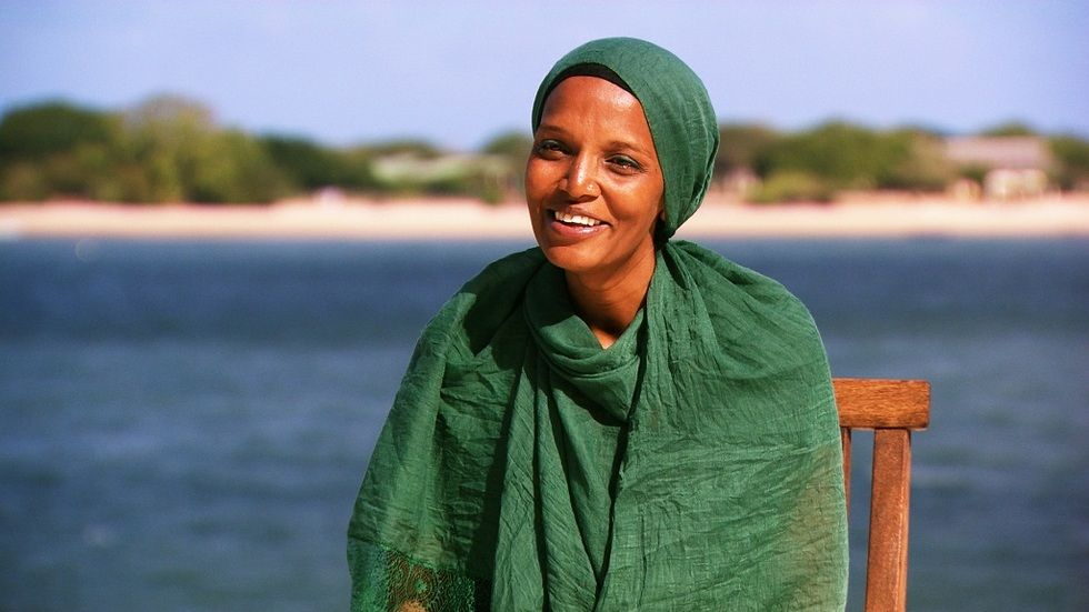 Kenya's Umra Omar nominated for CNN Hero of the Year award
