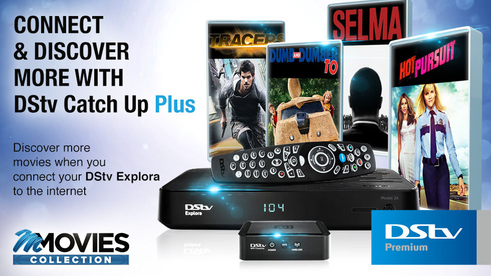 DStv Connected Explora
