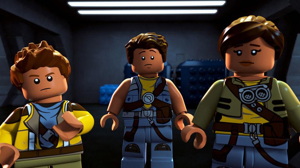 Star Wars: The Freemaker Adventures.