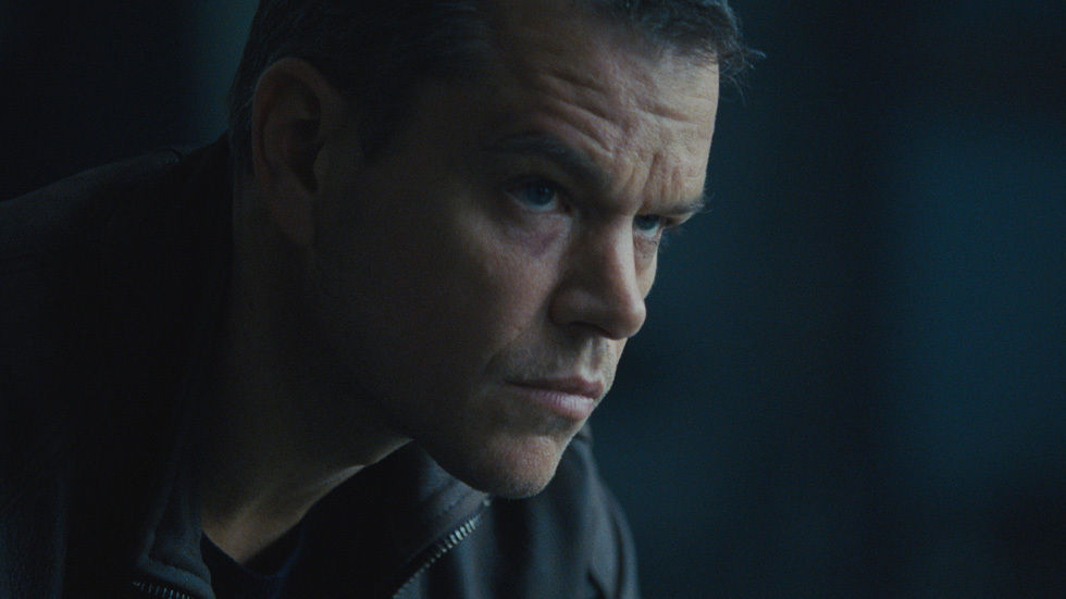 Jason Bourne on BoxOffice