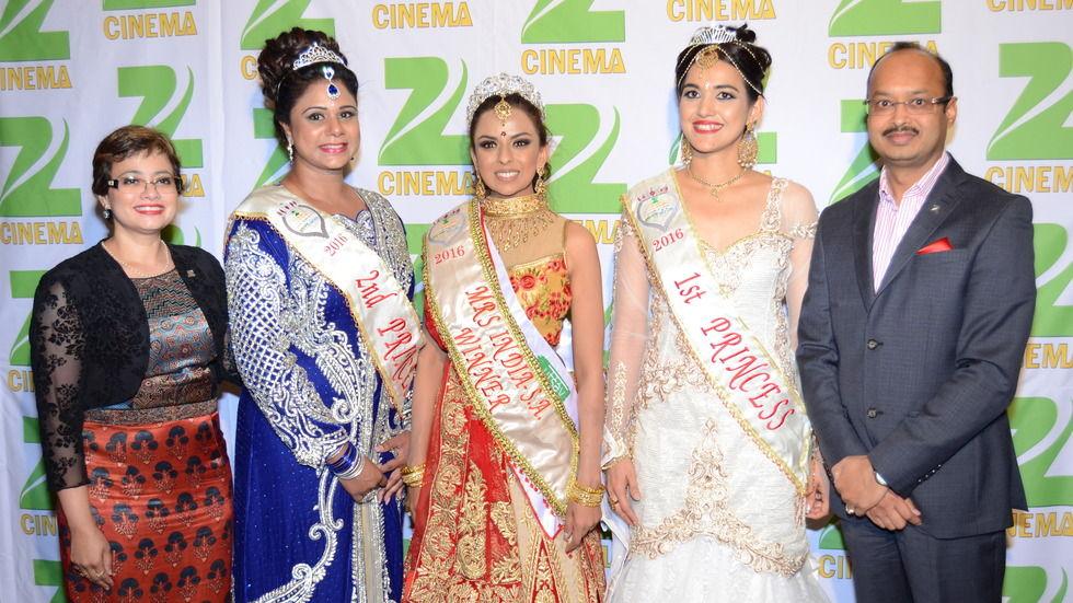 Zee Cinema, Mrs India, South Africa, 2016
