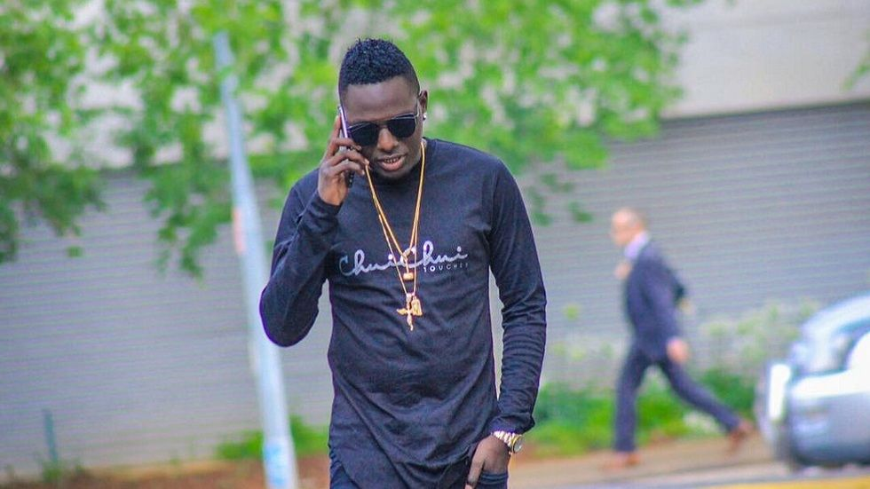 Msanii kutoka Tanzania Baraka the Prince