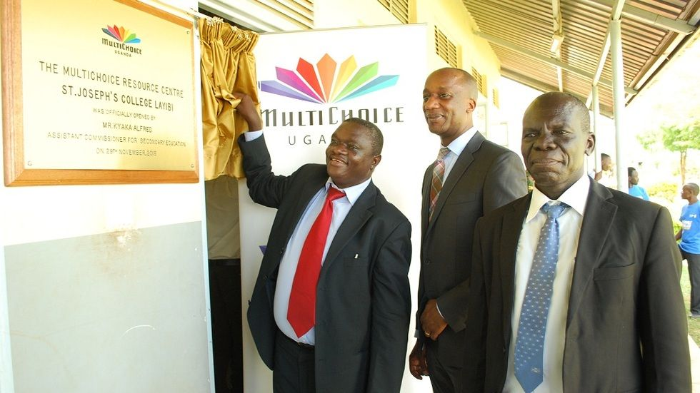 MultiChoice Uganda launches Resource Centres in Nothern Uganda
