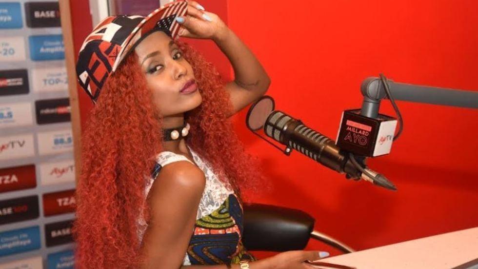 Msanii Vanessa Mdee kutoka Tanzania