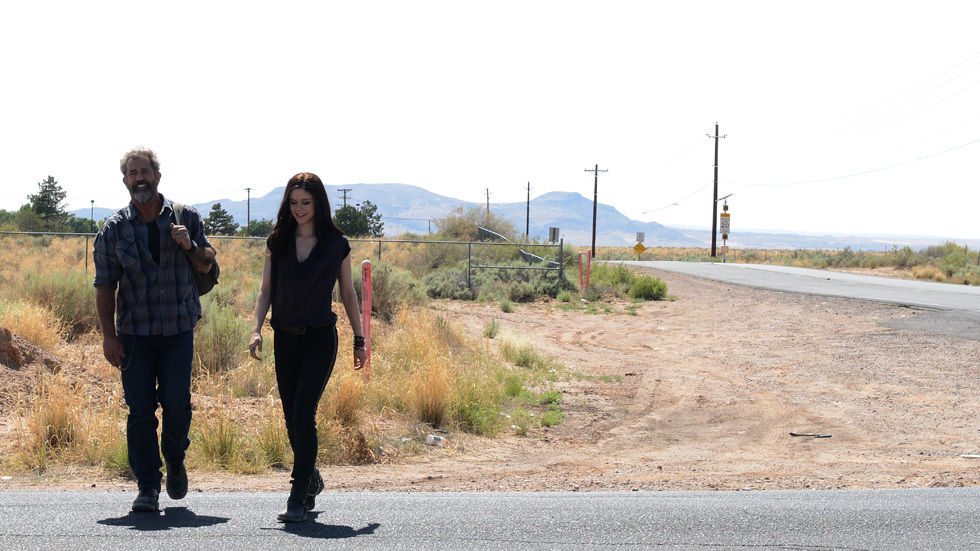 A still from Blood Father.
