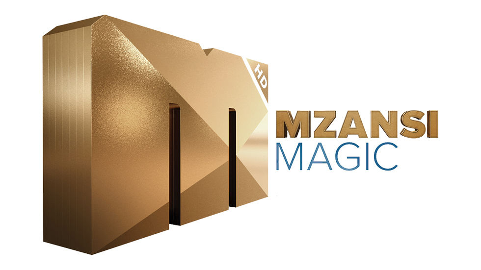 Logo for the DStv channel Mzansi Magic