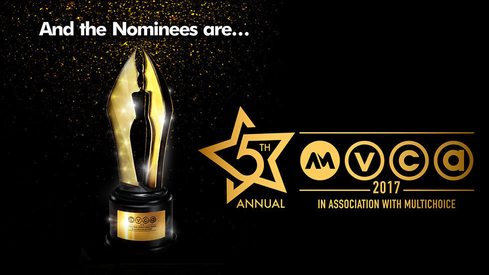 Artwork for the announcement of the nominees for the 2017 AMVCAs