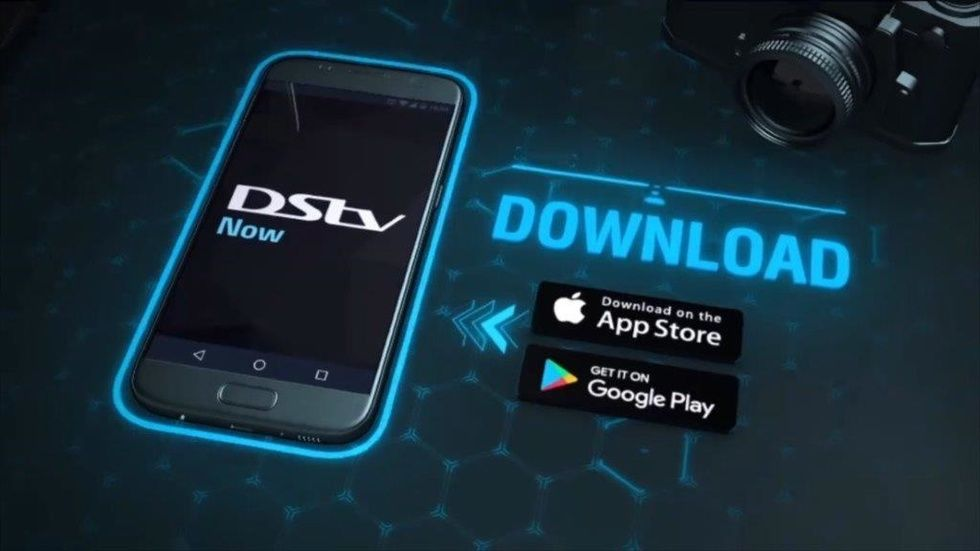 DStv Now phone and download