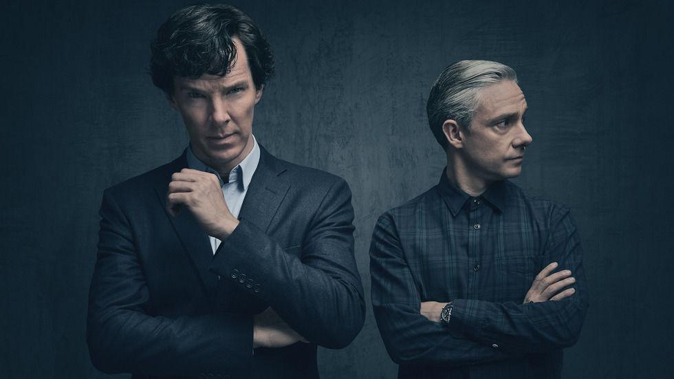 Sherlock, S4, Benedict Cumberbatch