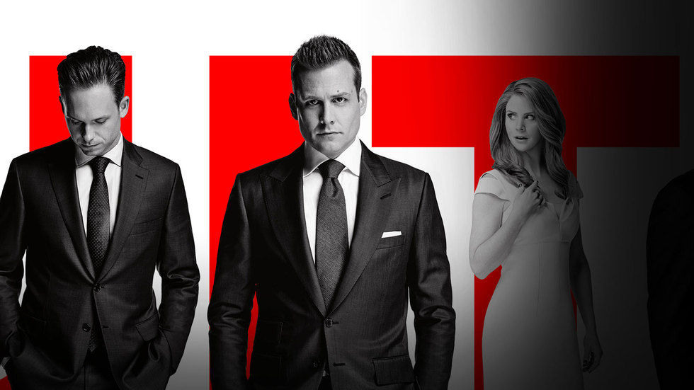 Suits S6 Ep1