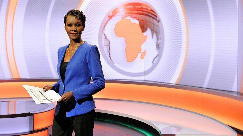 BBC host Sophie Ikenye
