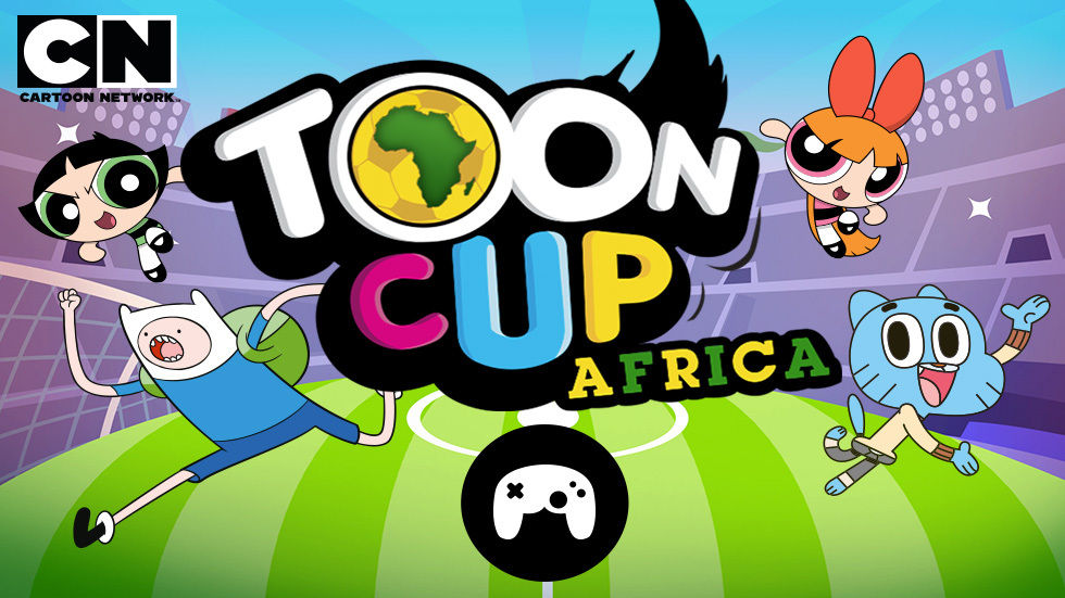 Play Toon Cup Africa on Cartoon Network