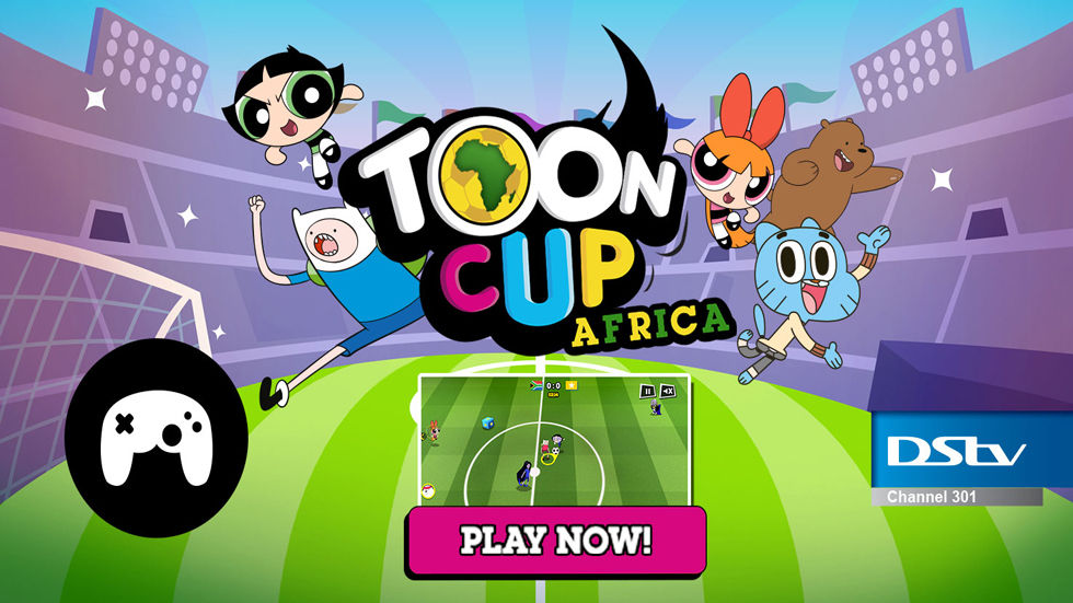 Artwork for Cartoon Network's Toon Cup