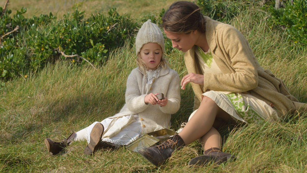 Image from The Light Between Oceans.