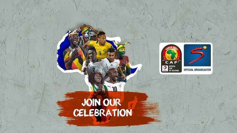 Afcon 2017 artwork