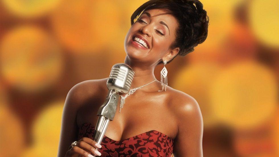 Celia Cruz on Eva