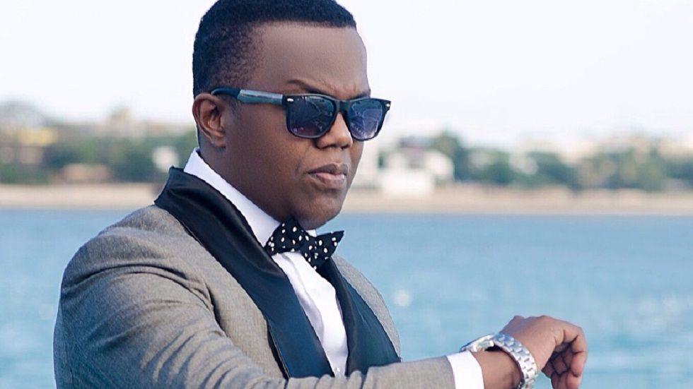 Rapper wa Tanzania AY