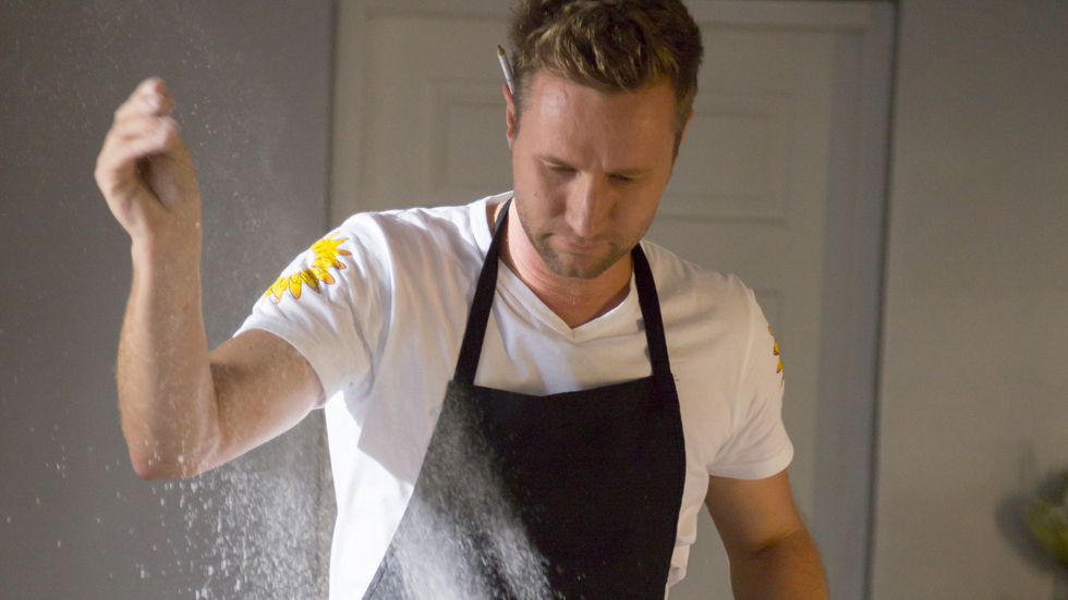 Private Chef, Neill Anthony