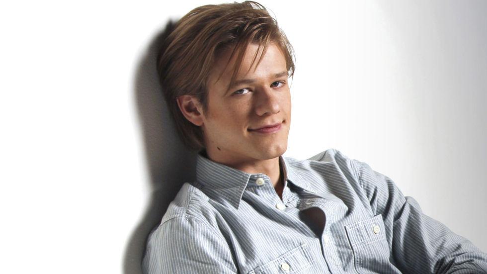 Lucas Till in MacGyver