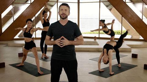 Fashion One _ Model Yoga