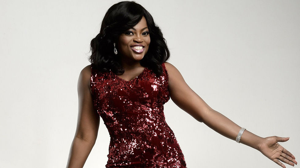 Funke Akindele, nominated for the Nickelodeon Kids' Choice Awards