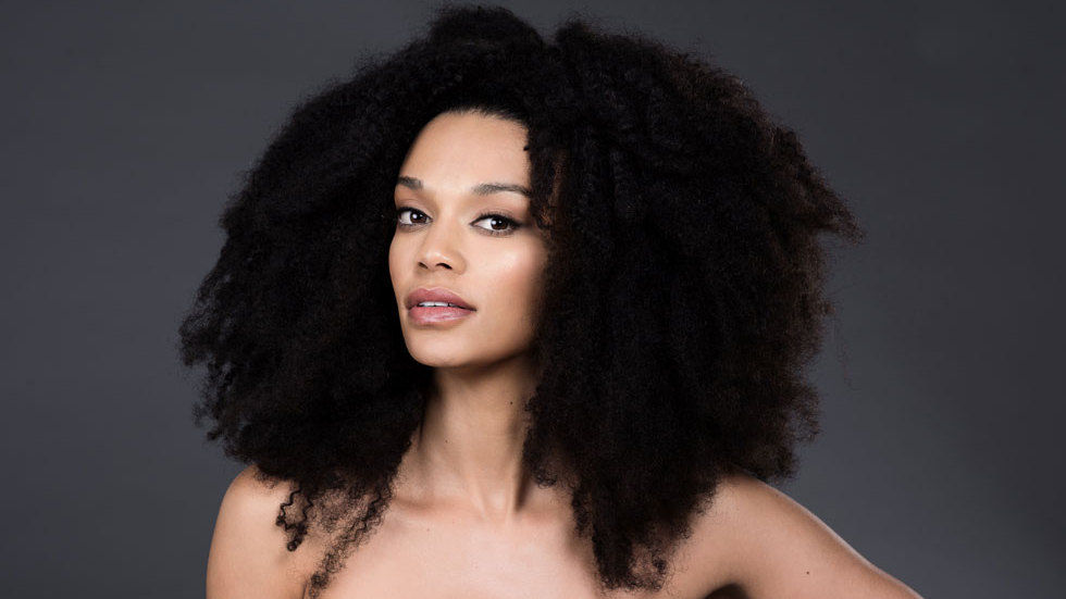 Hollywood actor, Pearl Thusi.