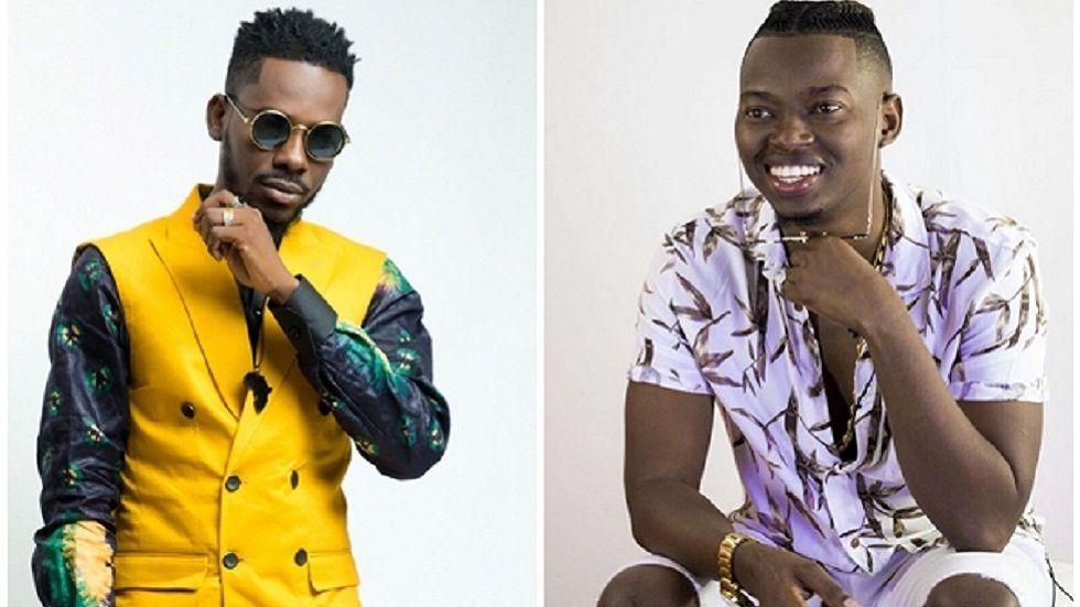 Msanii Adekunle Gold kutoka Nigeria na Belle 9 kutoka Tanzania