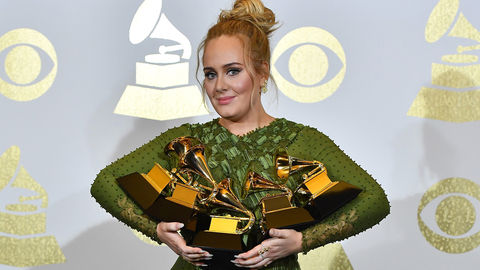DStv_Adele_Grammy 2017_Getty