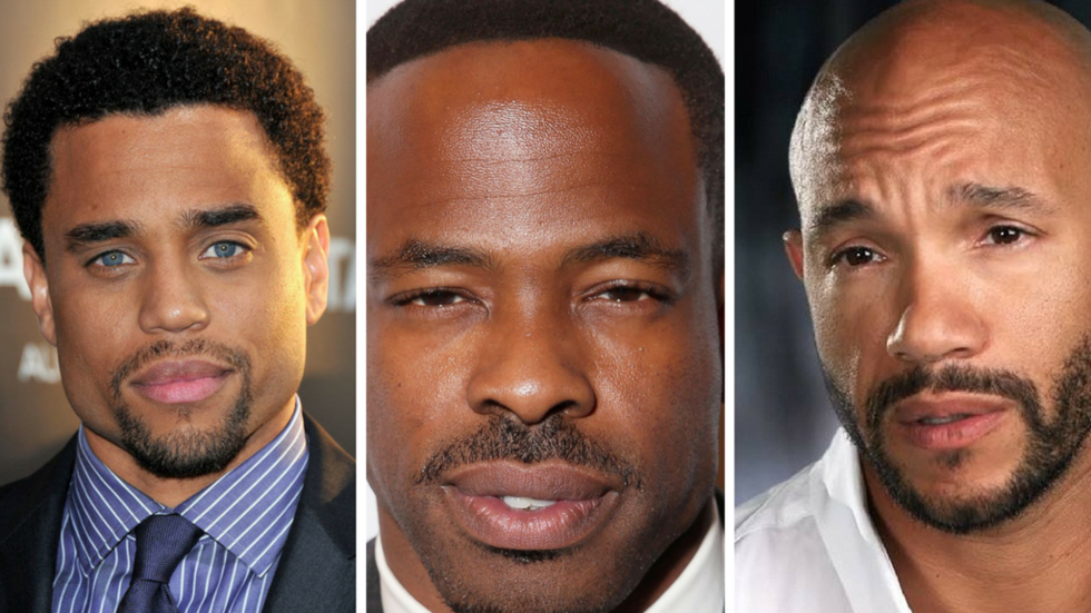 The men of Being Mary Jane