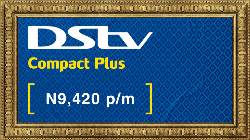 Get DStv Compact Plus Value Add Nigeria