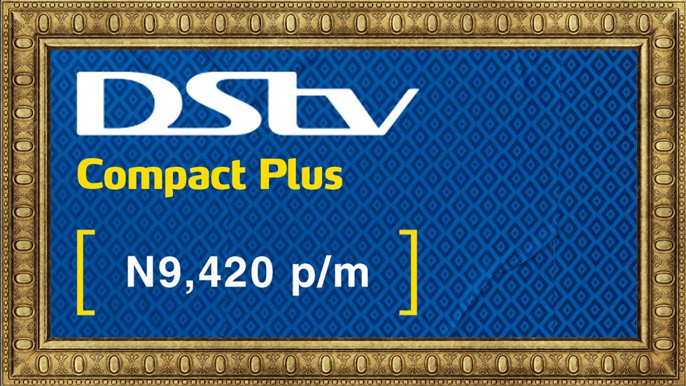 Get DStv Compact Plus Value Add Nigeria