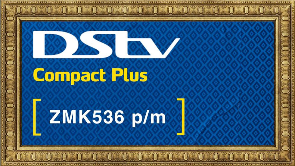 Get DStv Compact Plus Zambia