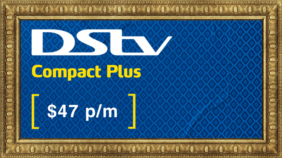 Get DStv Compact Plus Value Add Zimbabwe