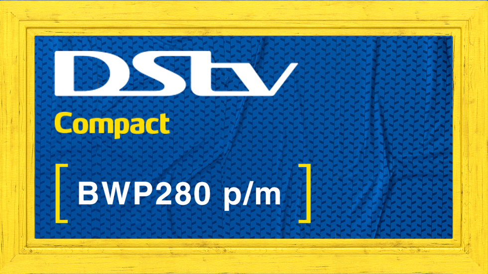 Get DStv Compact Value Add Botswana
