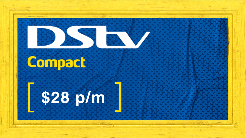 Get DStv Compact Value Zimbabwe