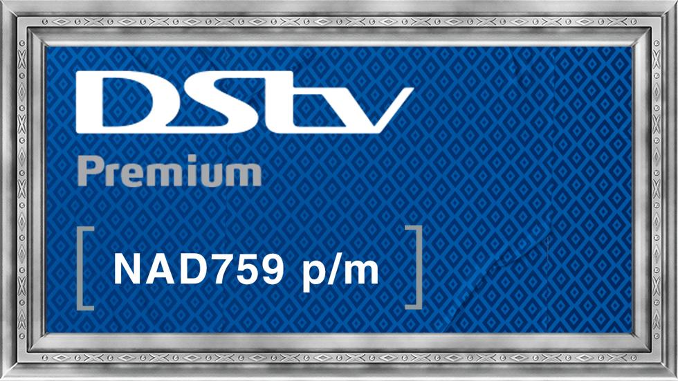 Get DStv Premium Value Add Namibia