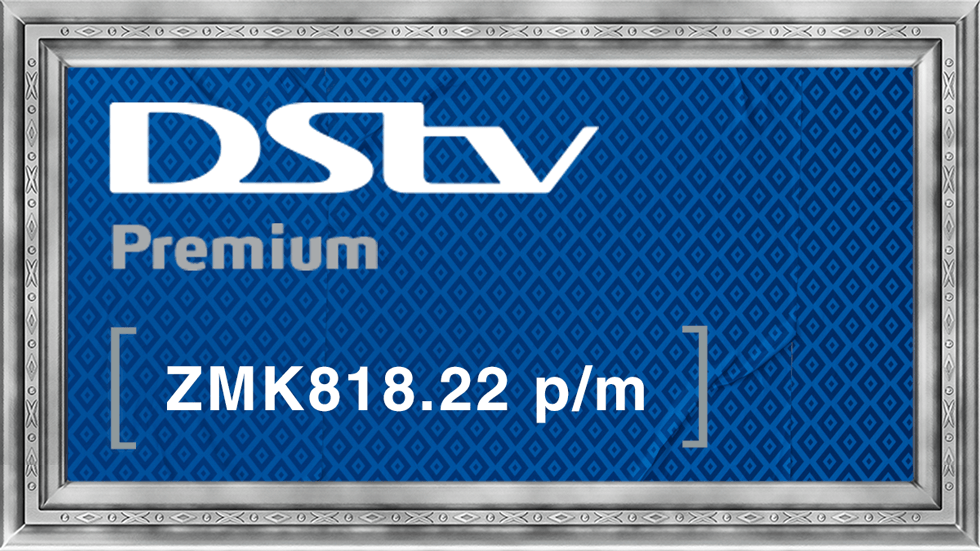Get DStv Premium Value Add Zambia