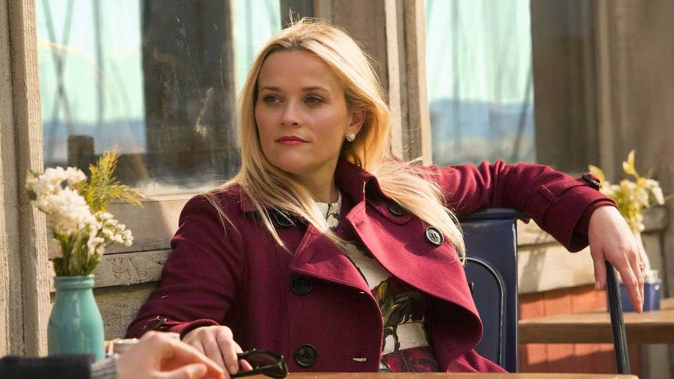 Reece Witherspoon on Big Little Lies.