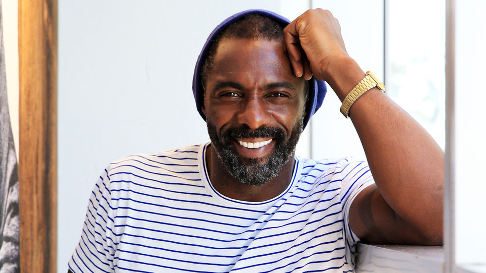 An image of Idris Elba