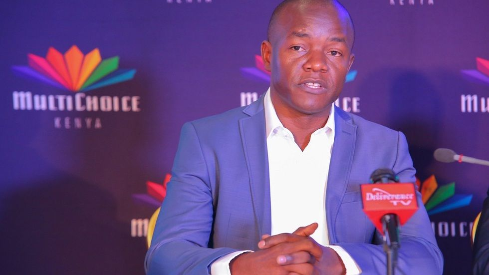 GM Marketing, Sales and Customer Experience MultiChoice East Africa Ken Oyola