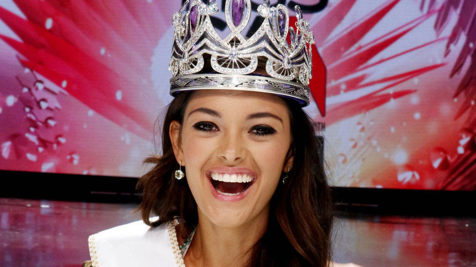 Miss South Africa 2017, Demi-Leigh Nel-Peters.