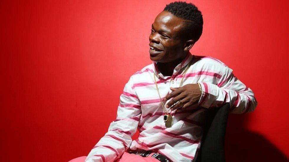Msanii Harmorapa kutoka Tanzania