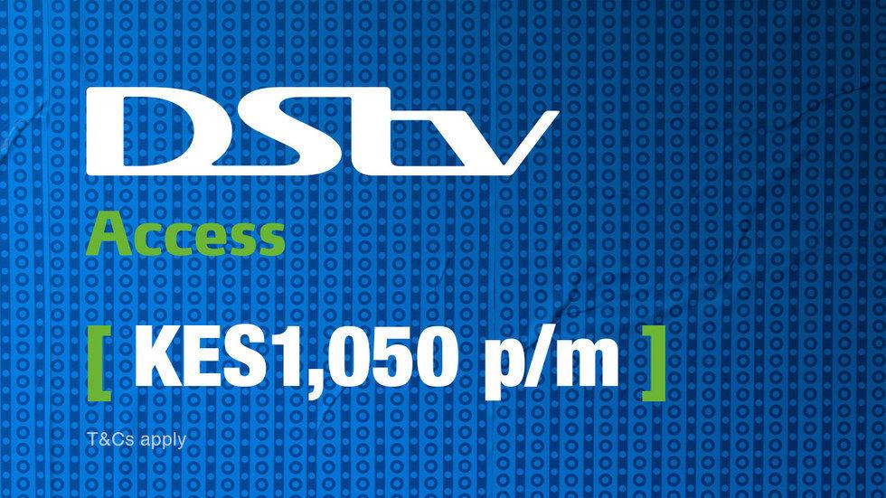 Get DStv Access