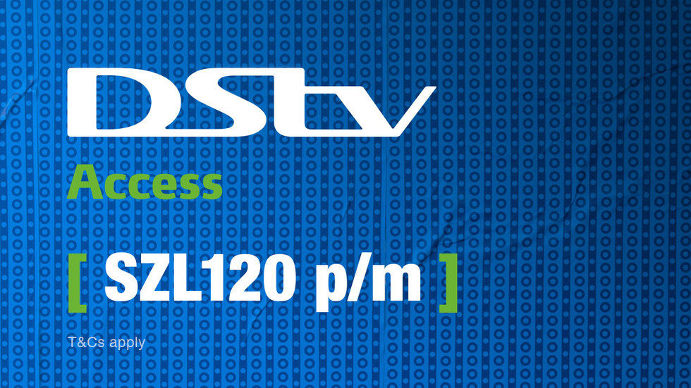 Get DStv Access for Swaziland, April 2017