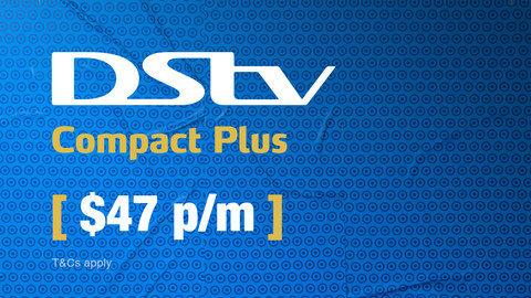 Get DStv Compact Plus