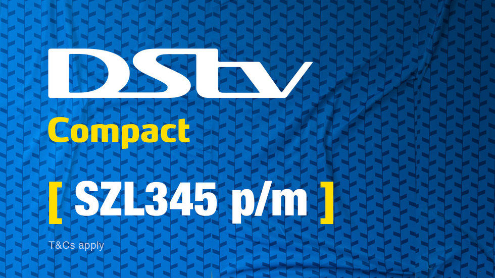 Get DStv Compact for Swaziland, April 2017