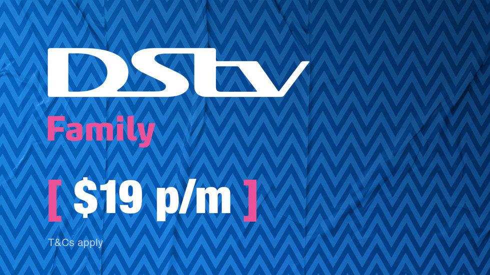 Get DStv Family Benin