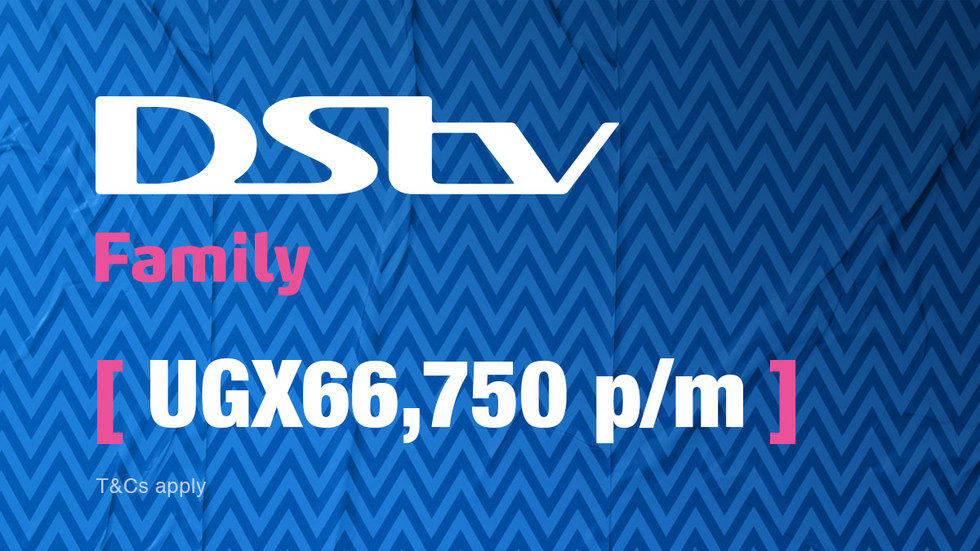 Get DStv Family for Uganda, April 2017